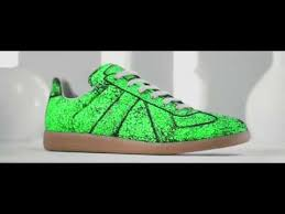 <b>Maison Martin Margiela</b> Fluorescent 'Replica' Sneakers Original <b>Music</b>