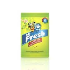 <b>Mr</b>. <b>Fresh Салфетки</b> влажные 15 шт