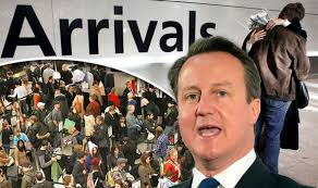 Image result for THE TRUMP immigrants and UK