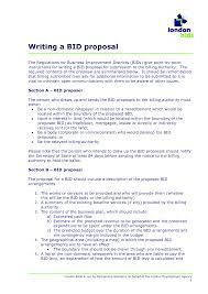 best images of sample bid proposal form sample construction sample bid proposal template