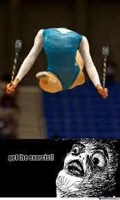 Not Sure If Headless Girl Or Really Flexible by jorn9999 - Meme Center via Relatably.com