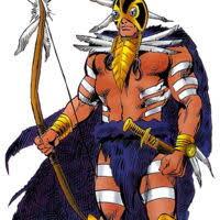 Jesse <b>Black Crow</b> (Earth-616)   Marvel Database   Fandom