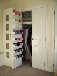 door storage might mean fewer drawers required which might mean less furniture needed in the bedroom furniture solutions