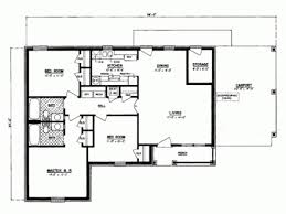 Sqft House Modern Sq Ft House Plans  square feet    Eplans Country House Plan Three Bedroom Country Square Feet Country House Plans Small Cottage