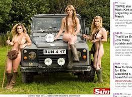 Resultado de imagem para calendarios com mulheres nuas