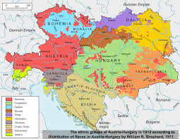 maps that explain world war i com ethno linguistic map of