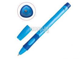 Купить <b>Ручка шариковая Stabilo Left</b> Right Blue 6318/1-10-41 по ...