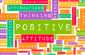 work hard on the positive because the negative sticks customer thinking positive