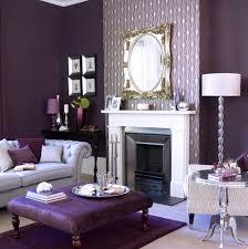 Purple Living Room Design Bedroom Interior Winter Living Room Decor Warmlivingroom Winter