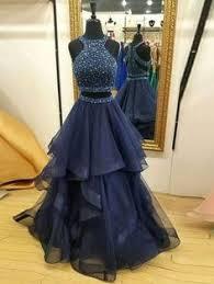 <b>Navy Blue Prom Dresses</b>