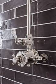 thermostatic brand bathroom: combine function and superior style belgravia thermostatic shower valve in nickel from crosswater bathrooms uk