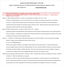 Generate an Annotated Bibliography   Chicano Studies          Format Generator