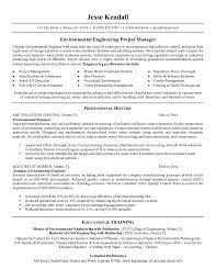 engineering resume format  example environmental engineer resume    example environmental engineer resume sample