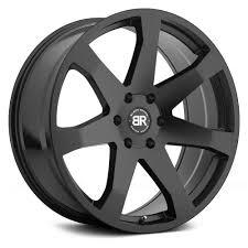 <b>BLACK RHINO</b>® <b>MOZAMBIQUE</b> Wheels - Matte Black Rims