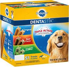 Pedigree DENTASTIX Large Dental <b>Dog Treats</b>