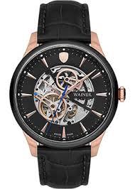 <b>Часы Wainer WA</b>.<b>25015B</b> - купить <b>мужские</b> наручные часы в ...
