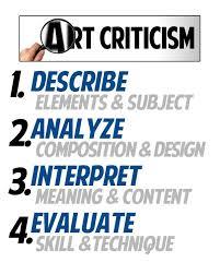 ideas about art critique on pinterest  art criticism year  art crit criticism criticalart criticismcriticism writingcritique