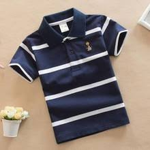 <b>Детская</b> короткая <b>рубашка</b>-<b>поло</b>, хлопковая <b>рубашка</b>-<b>поло</b> в ...
