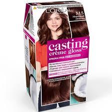 Стойкая <b>краска</b>-уход для волос <b>L'Oreal Paris</b> «Casting Creme ...