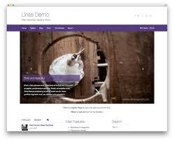 50 best responsive wordpress themes 2017 colorlib unite wedding theme
