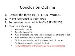 essay conclusion outline  siolmyfreeipme how do you write an outline for an essay critical analysis essay conclusion paragraph essay outline