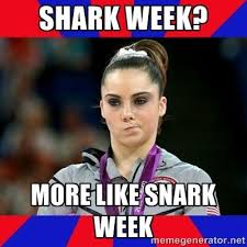 Love Shark Week? 11 Hilarious Shark Memes For Shark Lovers [PHOTOS] via Relatably.com