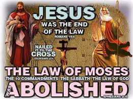 Image result for law of moses by jesus quotes bible