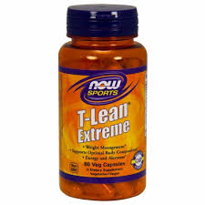 Now Foods <b>Sports T-lean Extreme 60</b> Veg Capsules for sale online ...