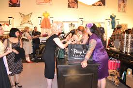 micheline pitt 39 s modern pin up makeup and hair dvd release party pinup clothing burbank middot pinupboutique