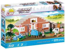 <b>Конструктор</b> Ферма <b>Cobi</b> Action Town. <b>Countryside</b> Farm (<b>COBI</b> ...