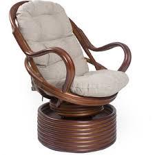 <b>Кресло</b>-<b>качалка Мебель Импэкс Davao</b> коньяк с подушкой | www ...