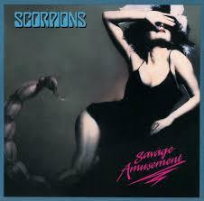 <b>Savage Amusement</b> by <b>Scorpions</b> on Spotify
