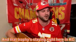 <b>Kansas</b> City Chiefs Using Arkansas-Native's <b>Song</b> for Super Bowl ...