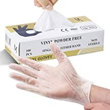 <b>Disposable Gloves</b> | Amazon.co.uk