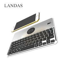 <b>Landas Bluetooth Keyboard For</b> IPhone X Power Bank Keyboard ...