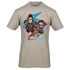 <b>Футболка tokidoki</b> x World of Warcraft Shirt