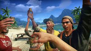 start of far cry 3