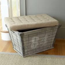 stool storage bench gnasche