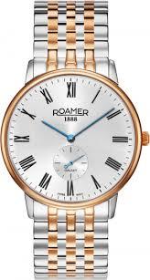 Наручные <b>часы Roamer</b> (Роамер). Швейцарские часы по ...