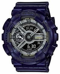 Наручные <b>часы CASIO GMA</b>-<b>S110MC</b>-<b>2A</b> — купить по выгодной ...