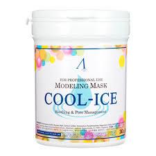 <b>Альгинатная маска</b> Anskin Cool-Ice Modeling Mask – купить в ...