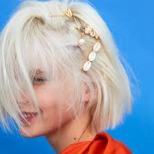 <b>Summer Fashion Pearl</b> Hair Pins Vintage Bohemian Seashore Sea ...