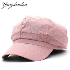 Women's <b>Newsboy Caps</b> : pastel pink jumpsuit,sleeveless t shirts for ...