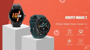 New <b>KOSPET MAGIC 2</b> Smart Watch Men Waterproof Sport Band ...