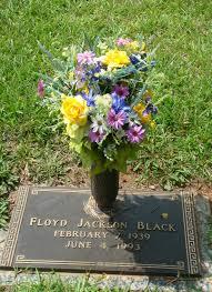 floyd jackson black 1939 1993 a grave memorial floyd jackson black