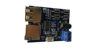 <b>mp3 Lossless</b> decode <b>board</b> module with amplifi from PCBWay ...