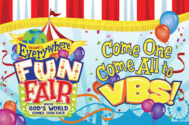 Everywhere Fun Fair VBS