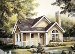 Cottage House Plan With Square Feet And Bedrooms From Dream    One Story Cottage House Plans