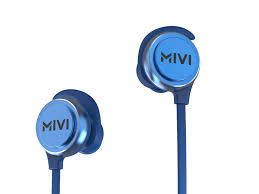 Best <b>Wireless Bluetooth</b> in-<b>ear Earphone</b> for Sports & Fitness - Mivi