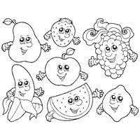 Small Picture Pin by I T on Coloring Fruits and Vegetables Pinterest
